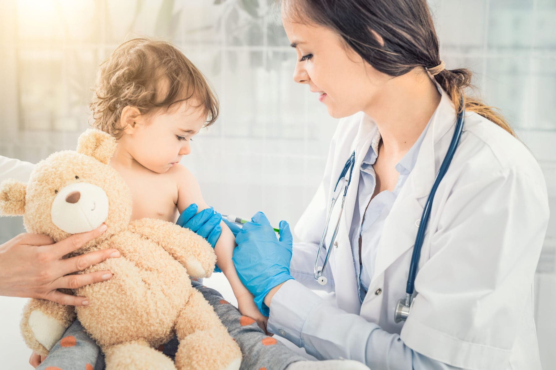 Are your child's immunisations up-to-date?